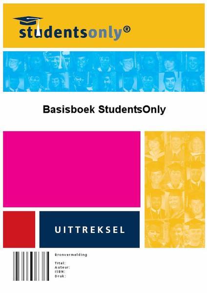 Management van processen / uittreksel - (ISBN 9789460661242)
